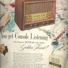 Jan. 5, 1948  RCA Victor Radio   ad (# 6338 )