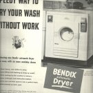 Feb. 1948   Bendix automatic Dryer    ad (# 6490)
