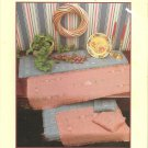 More Elegant Country Tables  cross stitch leaflet