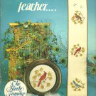Birds of a feather The Steele Family cross stitch leaflet