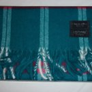 "Christian Dior Monsieur scarf-cashmaire-  48"" x11""- greens-"