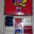 Winston advertising Poker Set