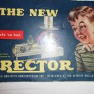 The New Erector how to make 'em book. by Gilbert Hall of Science 1951