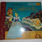 1949 Walt Disney's Cinderella- Little Nipper Story Book Album-RCA Victor- 78RPM