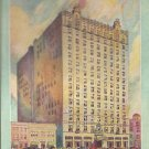 The Roosevelt Hotel  The Pride of the South  New Orleans postcard