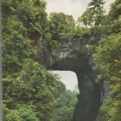 Natural Bridge, Virginia brochure. 1960s