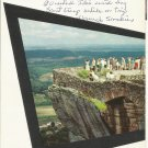 Rock City atop  Lookout MOuntain Caves Chattanooga, Tenn. brochure 1960s  (#2)