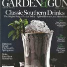 Garden & Gun Soul of the South- February/March 2014- Classic Southern Drinks