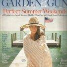 Garden & Gun Soul of the South- June/July 2013- Perfect Summer Weekends