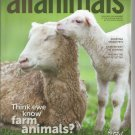 All Animals -(The Humane Society magazine)    November / December 2016
