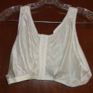 White Simone front Closure Bra- Size 50CDE