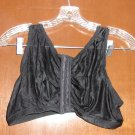Black Leading Lady front closure bra- Size 44C/D/E