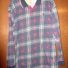 Duck Head pull over shirt long sleeve- Size L (#24)