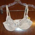 White Bestform underwire bra- Size 34C