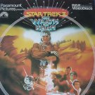 Star Trek II-    The Wrath of Khan -Presented by Paramount Pictures  RCA  SelectaVision Video Discs