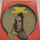 Escape from Alcatraz  Presented by Paramount Pictures  SelectaVision Video Disc