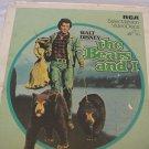 Walt Disney Productions - The Bears and I  RCA SelectaVision Video Discs