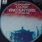 Close Encounters of the Third Kind-  SelectaVision Video Discs- Part 1 & 2 of 2