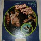 Walt Disney presents 20,000 Leagues under the sea  RCA SelectaVision Video Discs