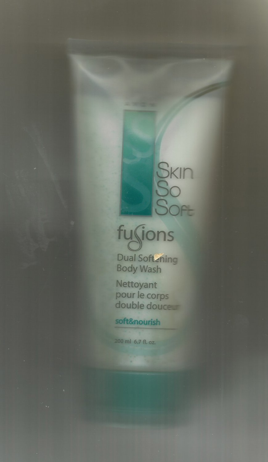 Avon SSS Fusions Softening Dual  Body Wash  Soft & Nourish-Vintage