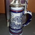 Vintage Avon Collector's Stein with Wild Country Cologne- 8 fl. oz.   1976