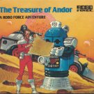 The Treasure of Andor- A Robo Force Adventure- by Regina King - mini paperback