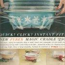 June 1961 Pyrex ad (# 3158)