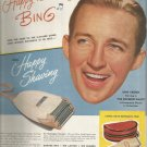 June 1948  Remington Electric shavers   ad (# 6617)