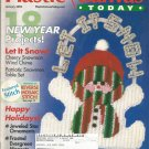 Plastic Canvas Today-   January    2003