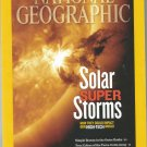National Geographic- June 2012- Solar Super Storms