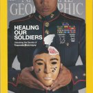 National Geographic- Feb. 2015- Healing Our Soldiers