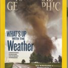 National Geographic-   Sept. 2012- What's up with the weather
