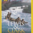 National Geographic  Lewis & Clark Great Journey West- DVD
