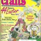 Crafts magazine-   April 1995