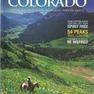 Colorado 2005 Official State Vacation Guide.