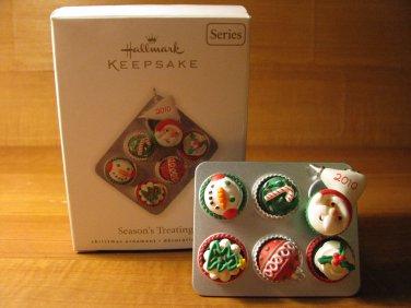 2010 Season's Treatings #2 Hallmark Keepsake Christmas Ornament