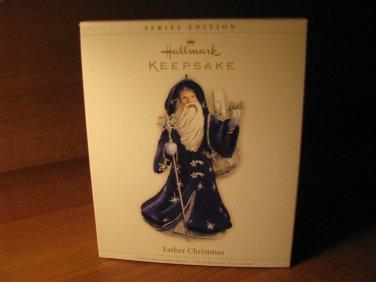 2006 Father Christmas #3 Hallmark Keepsake Ornament