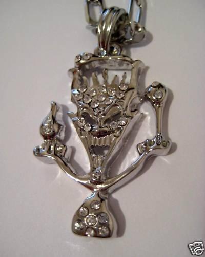 juggalo charm hatchetman hatchet icp pendant chain