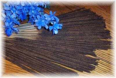 Wild Flowers~Primitive  Handcrafted Incense Sticks~100