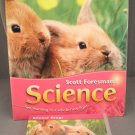 Scott Foresman Science Kindergarten Songs and Activities Workbook and CD