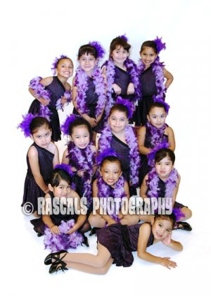 Pre Dance Group Photo (5x7)