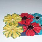 hand made paper flowers shipping included