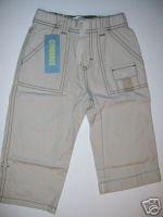 Gymboree BUG DETECTIVE Khaki Pants 2T