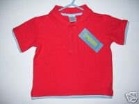 NWT Gymboree SALT WASHED Crab Shack Top Shirt 3-6 M