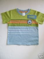 NWT Gymboree JUNGLE PRESERVE Boy Shirt 18 24 months