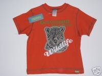 NWT Gymboree JUNGLE PRESERVE Wildlife Tee Top 3