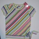 NWT Gymboree WISH YOU WERE HERE Striped Tee Top 6
