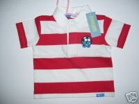 NWT Gymboree ALL STAR CHAMP Soccer 35 Shirt 3-6 m