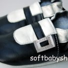 *BRAND NEW* Cute Mary Jane soft soled leather baby shoes