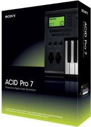 Sony Creative-Academic ACID Pro 7 Win 00/XP CD